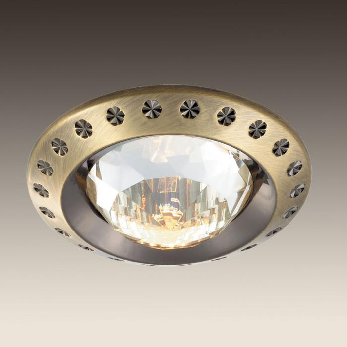 Светильник точечный Novotech Glam 369645