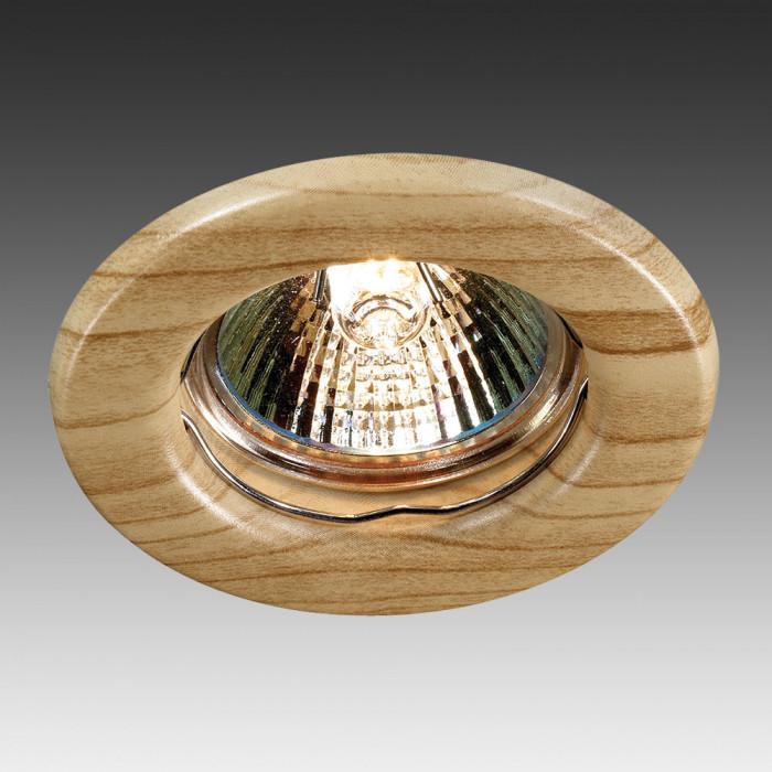 Светильник точечный Novotech Wood 369713