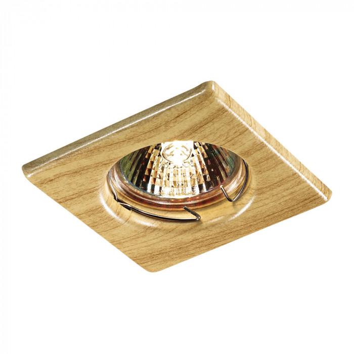 Светильник точечный Novotech Wood 369716