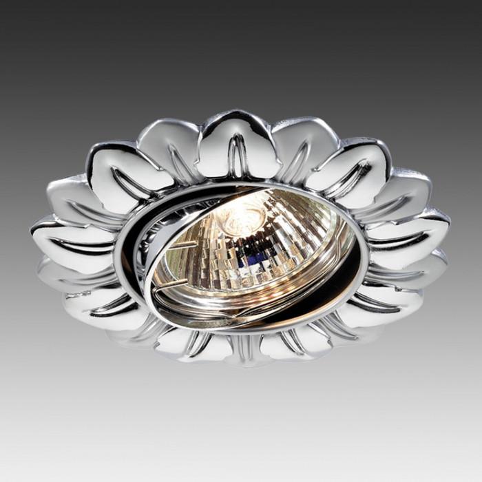 Светильник точечный Novotech Flower 369821