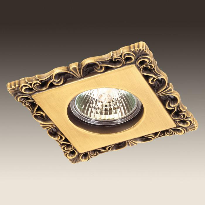 Светильник точечный Novotech Flower 369834