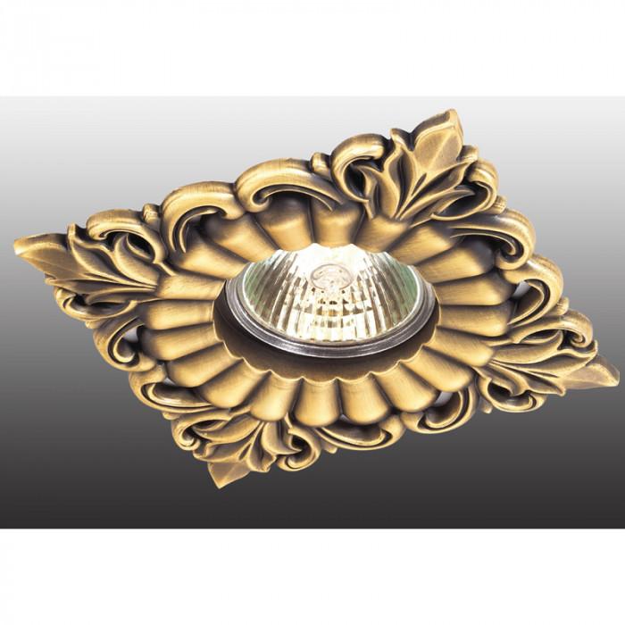 Светильник точечный Novotech Flower 369835
