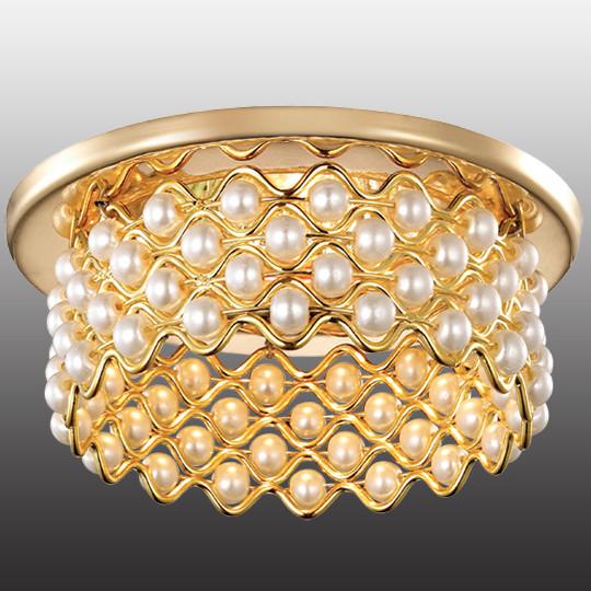 Светильник точечный Novotech Pearl 369891