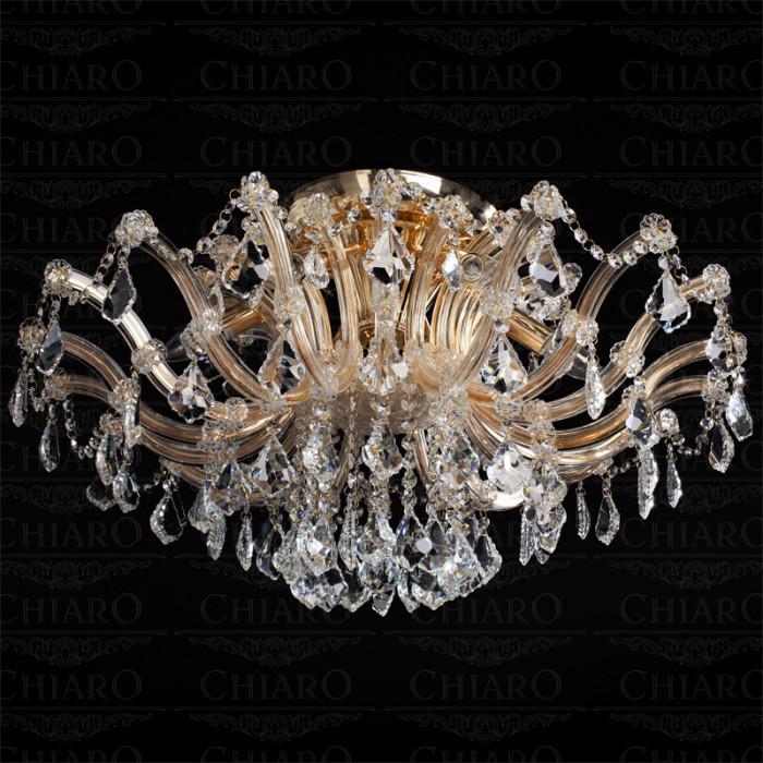 Светильник потолочный Chiaro Луиза 383010106