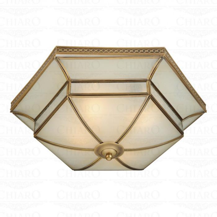 Светильник потолочный Chiaro Маркиз 397010204