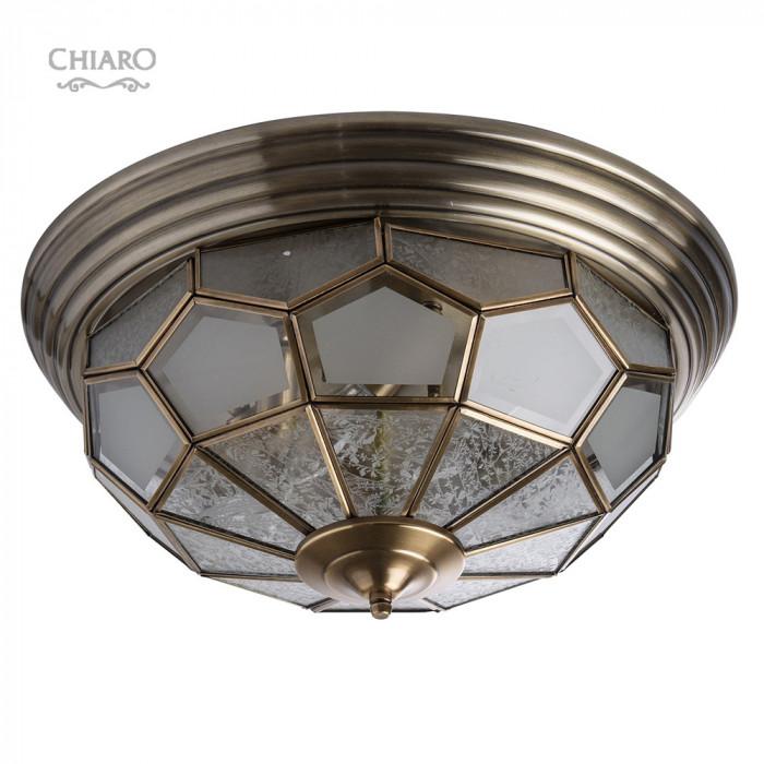 Светильник потолочный Chiaro Маркиз 397010506