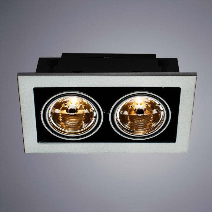 Светильник точечный Arte Technika A5930PL-2SI