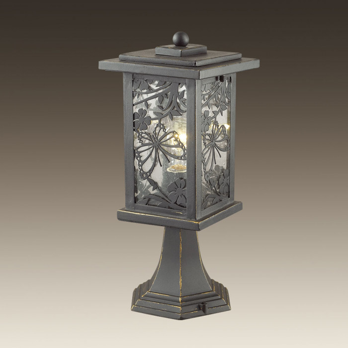 Уличный фонарь Odeon Light Papion 4038/1B