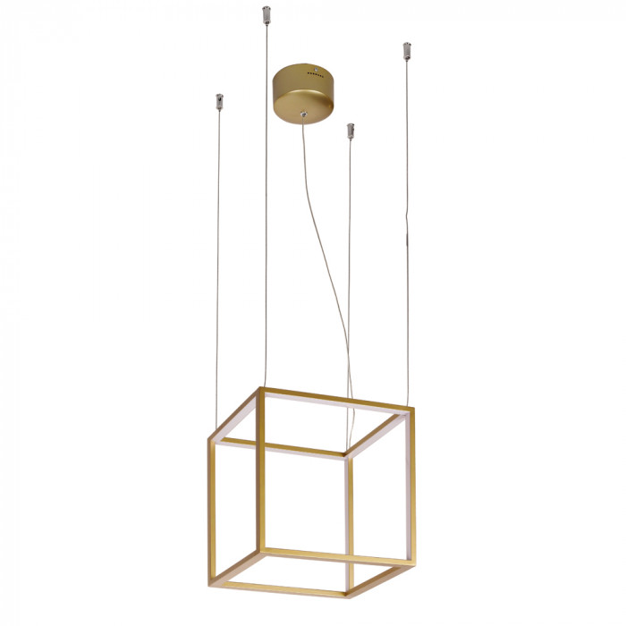 Люстра Viokef Gold-cube 4207100