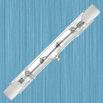 Лампа галогенная R7s,118мм, 150Вт, 220В, 456012