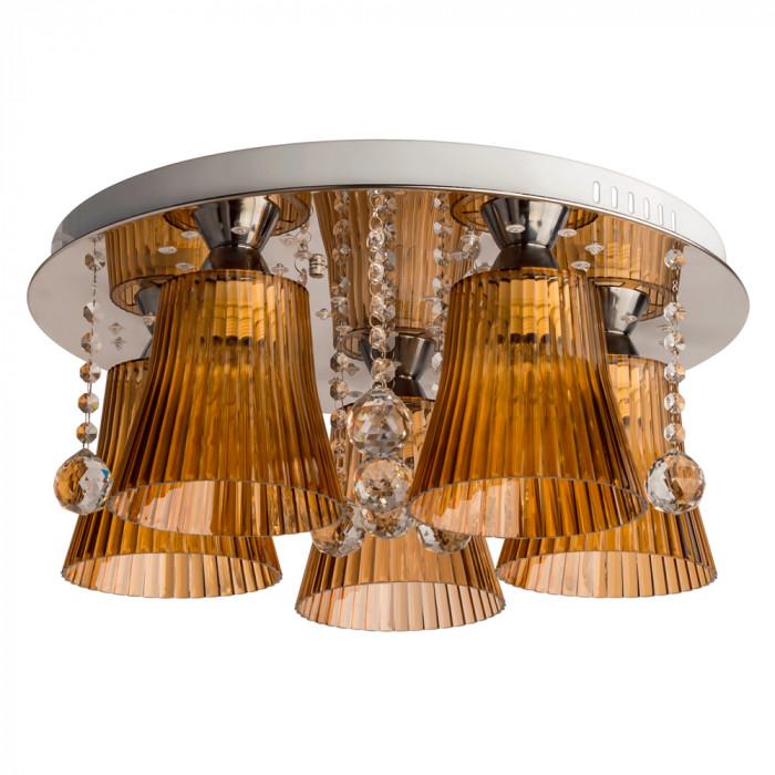 Светильник потолочный MW-Light Ивонна 459010505