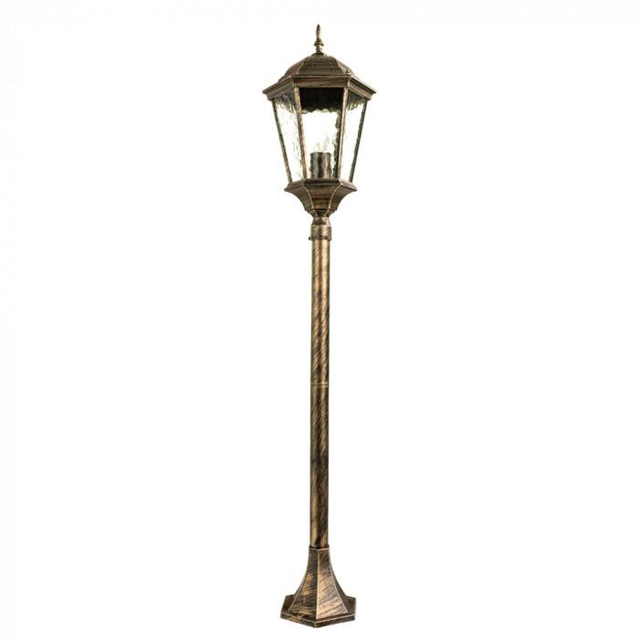 Уличный фонарь Arte Genova A1206PA-1BN