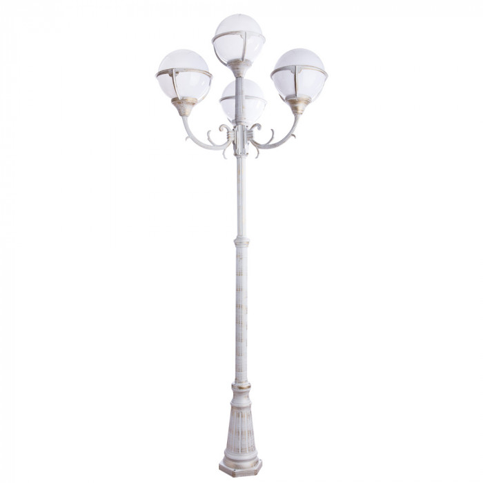 Уличный фонарь Arte Monaco A1497PA-4WG