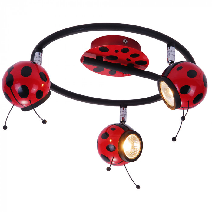 Спот Globo Ladybird 5718-3