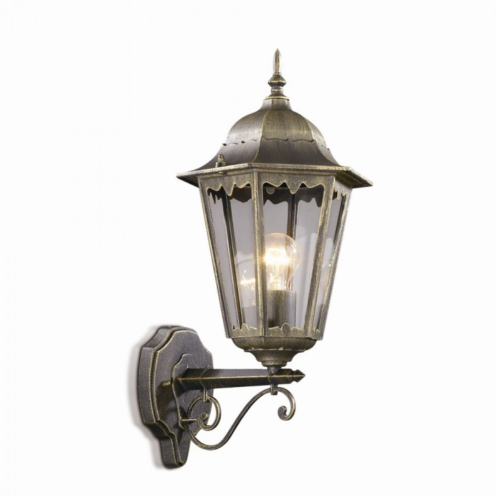 Уличный настенный светильник Odeon Light Lano 2319/1W