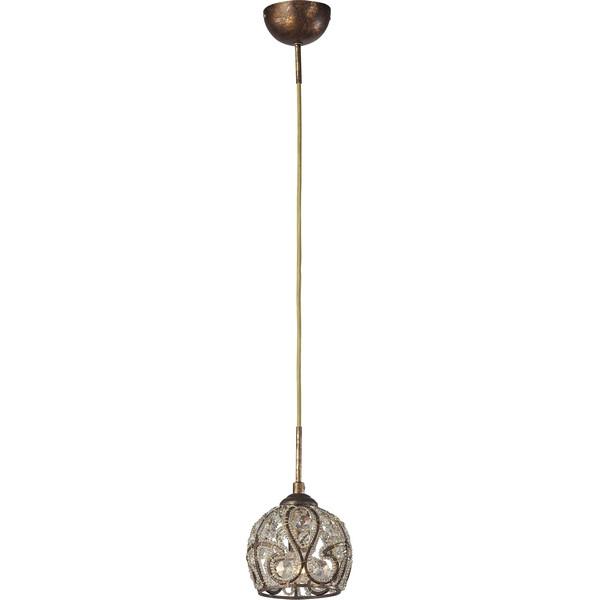 Люстра N-Light 602-01-16 Spanish Bronze