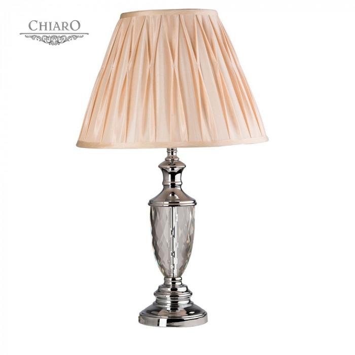 Лампа настольная Chiaro Оделия 619030101