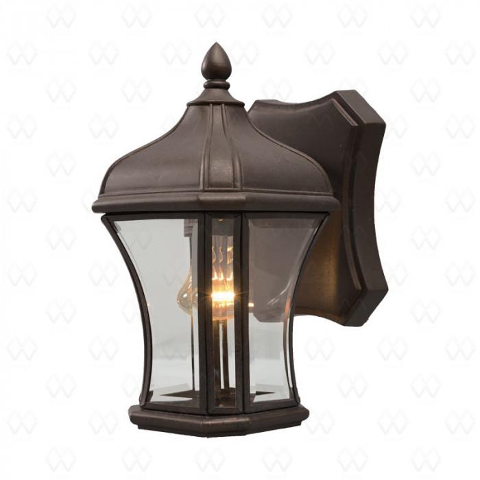 Уличный настенный светильник MW-Light Шато 800020101