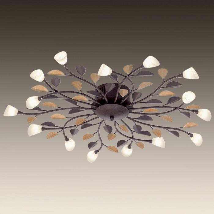 Светильник потолочный Eglo Campania 90737