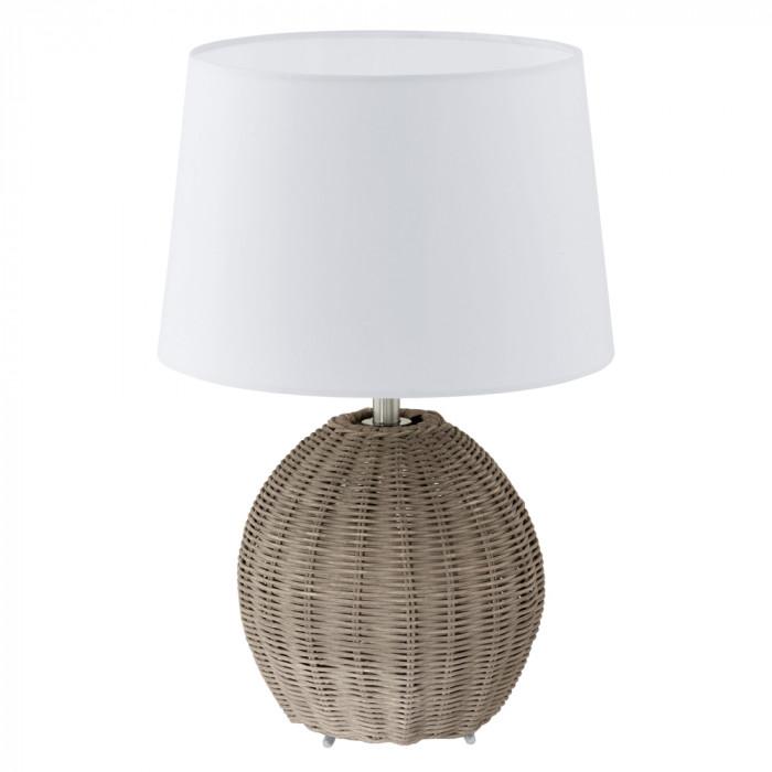 Лампа настольная Eglo Roia 92913