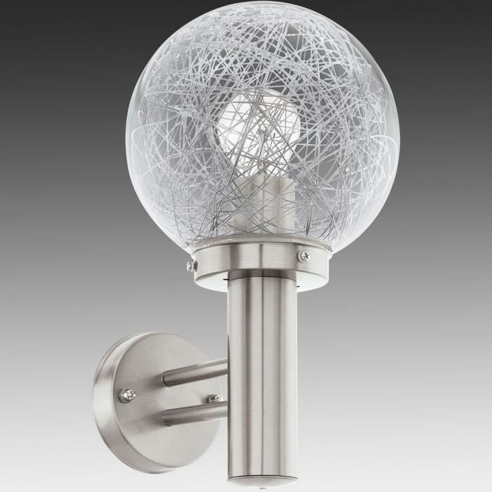 Уличный настенный светильник Eglo Nisia 1 93366