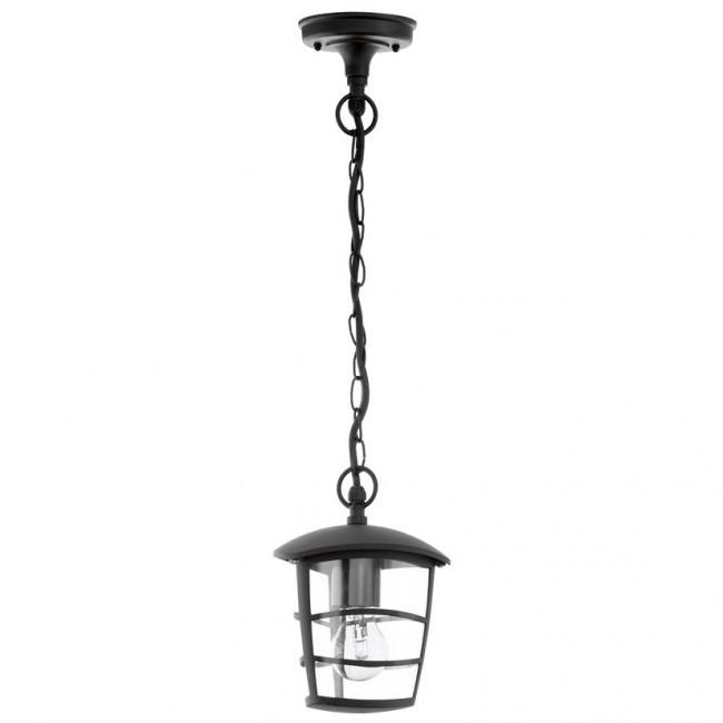 Уличный потолочный светильник Eglo Aloria 93406