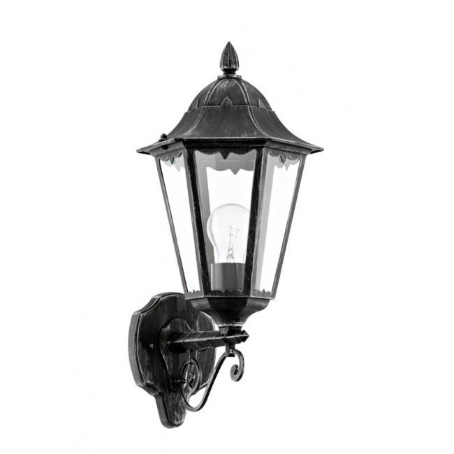 Уличный настенный светильник Eglo Navedo 93457