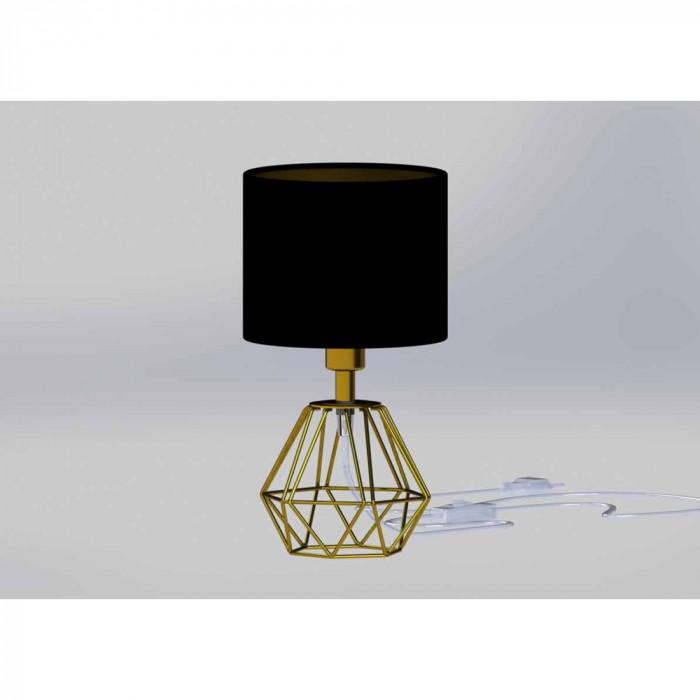 Лампа настольная Eglo Carlton 2 95788