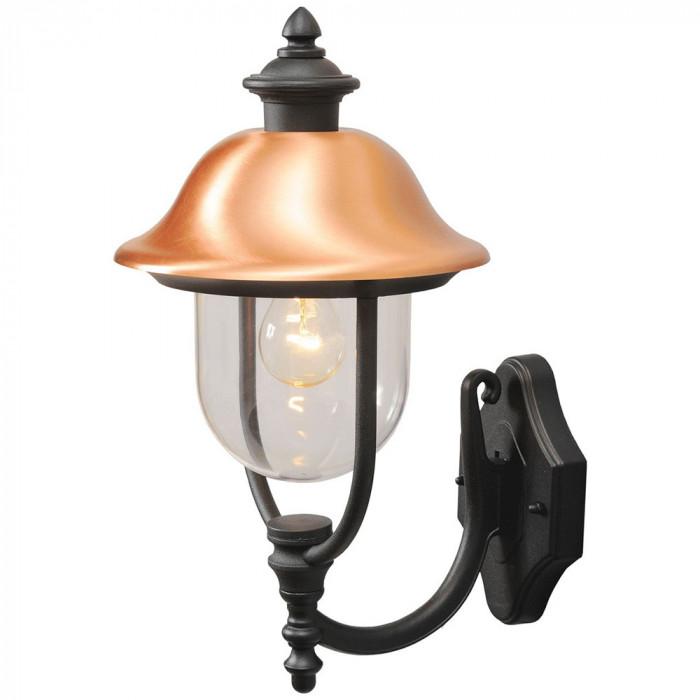 Уличный настенный светильник MW-Light Дубай 805020101