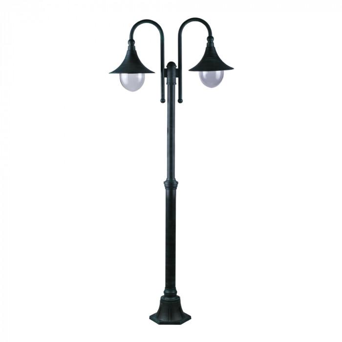 Уличный фонарь Arte Malaga A1086PA-2BG