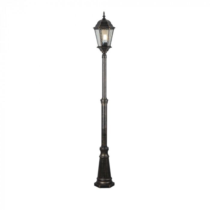 Уличный фонарь Arte Genova A1207PA-1BN