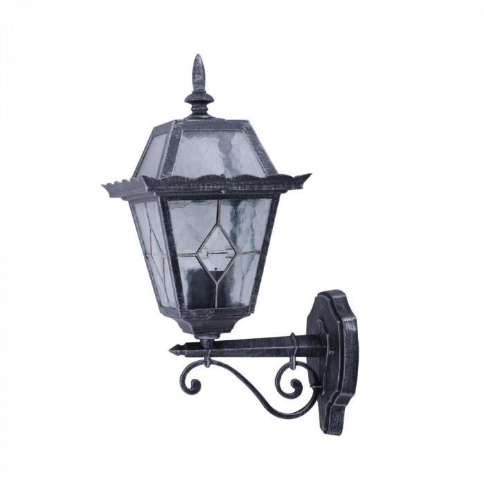 Уличный настенный светильник Arte Paris A1351AL-1BS