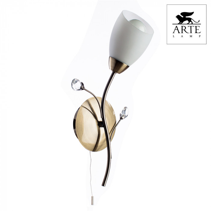 Бра Arte Gardenia A2766AP-1AB