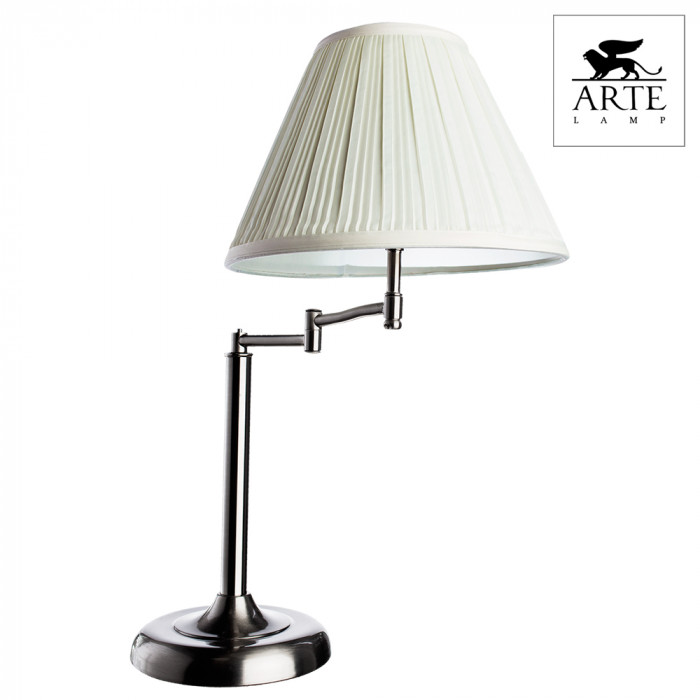 Лампа настольная Arte California A2872LT-1SS