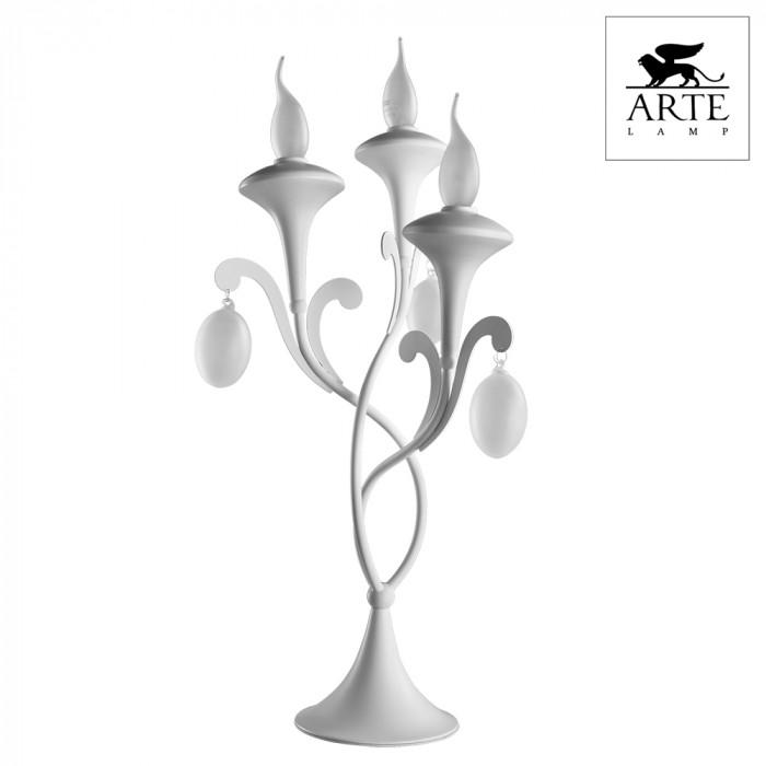 Светильник настольный Arte Montmartre A3239LT-3WH