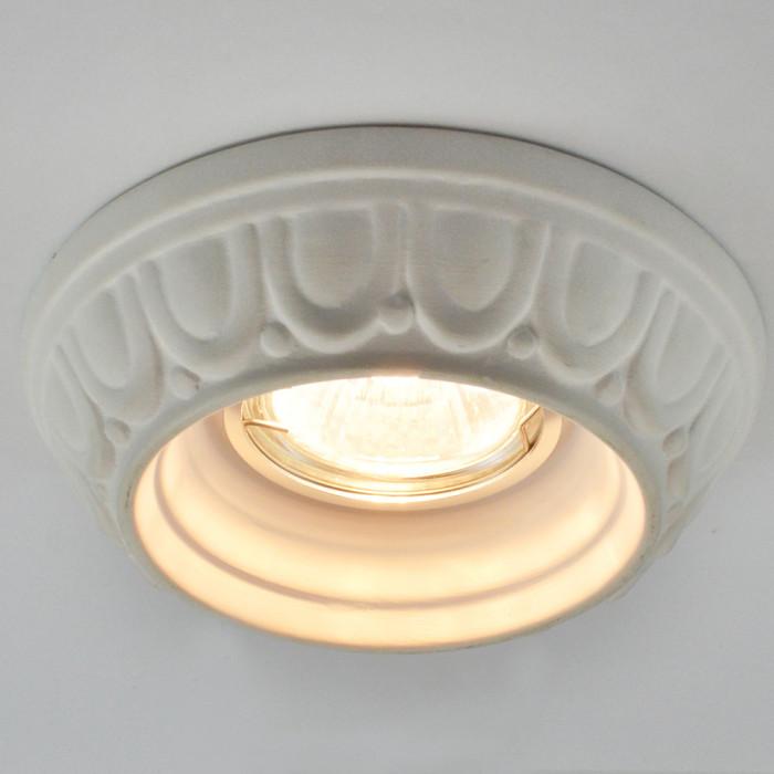 Светильник точечный Arte Plaster A5245PL-1WH