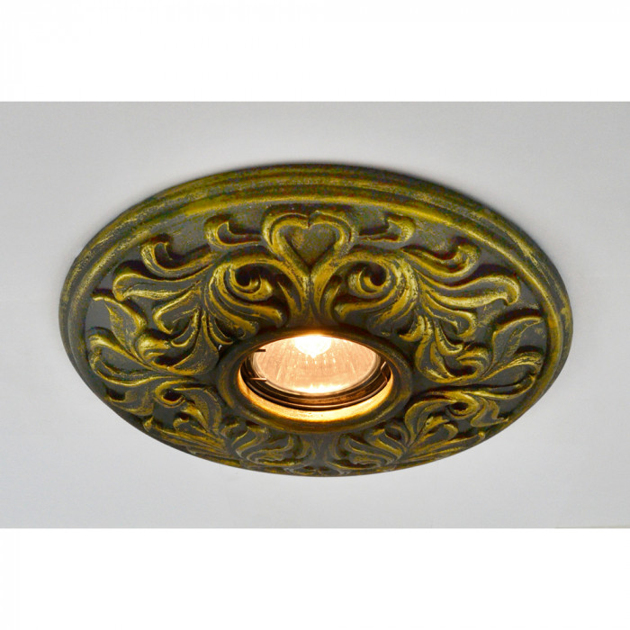 Светильник точечный Arte Plaster A5270PL-1BG