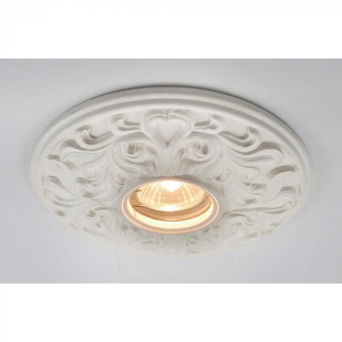 Светильник точечный Arte Plaster A5270PL-1WH