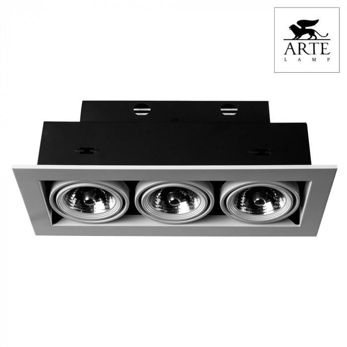 Светильник точечный Arte Technika A5930PL-3WH