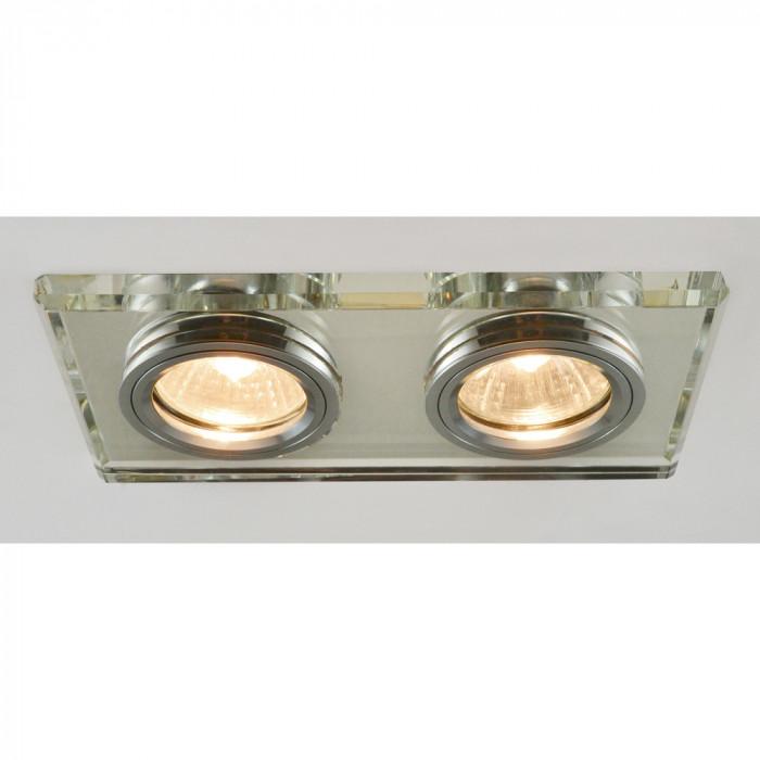 Светильник точечный Arte Cool Ice A5956PL-2CC
