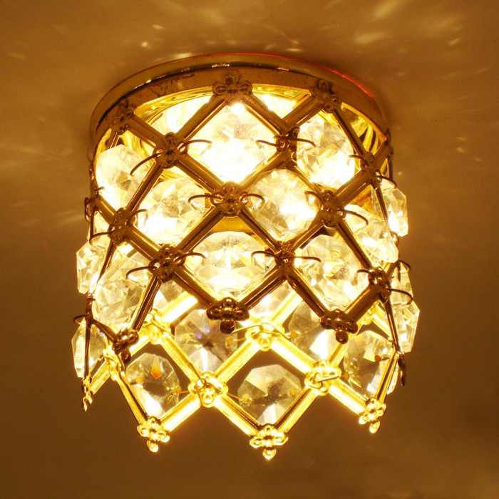 Светильник точечный Arte Brilliant A7050PL-1GO