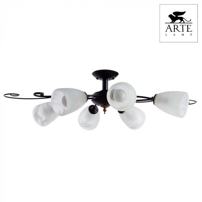 Светильник потолочный Arte Joy A7310PL-6BR
