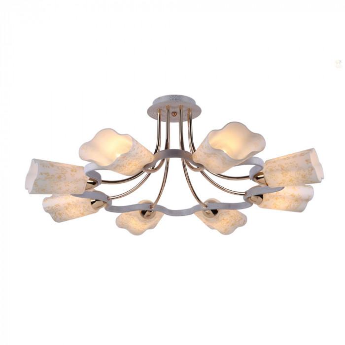 Светильник потолочный Arte Romola A8182PL-8WG