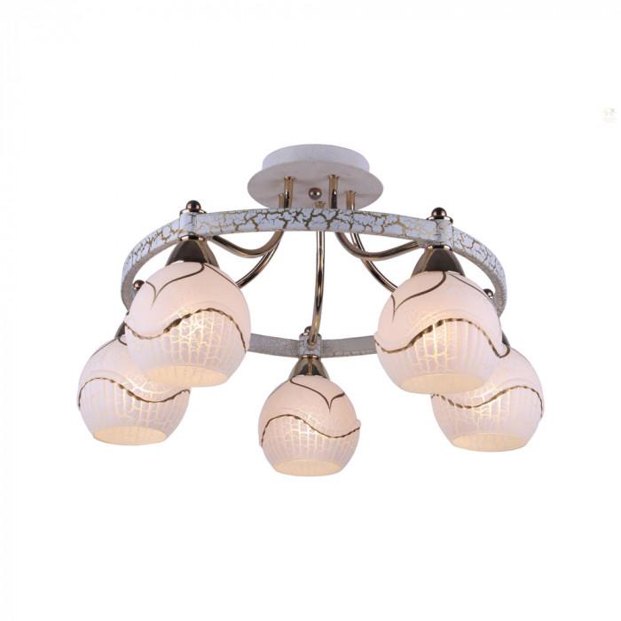 Светильник потолочный Arte Daniella A6173PL-5WG