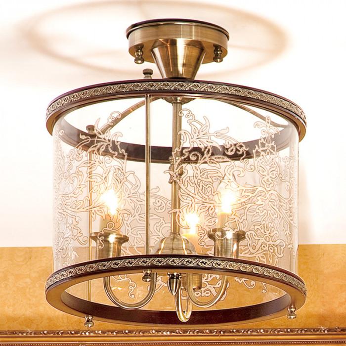 Светильник потолочный Citilux Версаль CL408233R