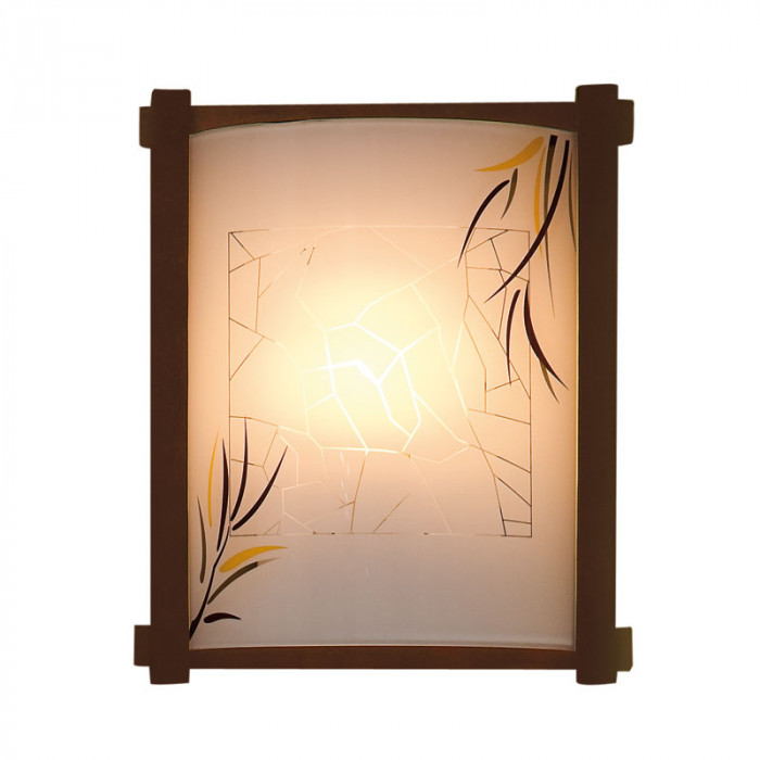 Светильник настенный Citilux Ива CL921009R