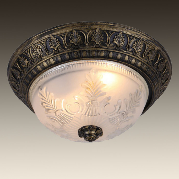 Светильник потолочный Arte Piatti A8005PL-2BN