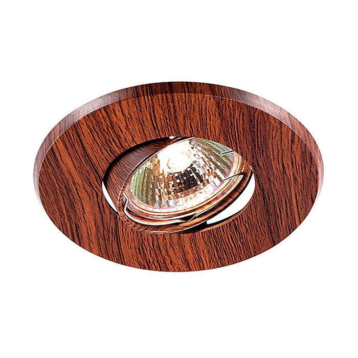 Светильник точечный Novotech Wood 369710