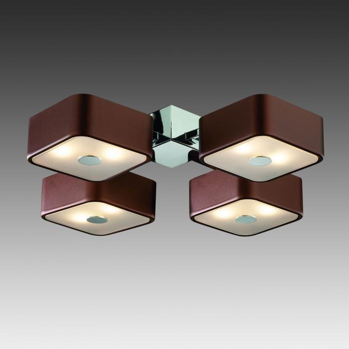 Светильник потолочный Odeon Light Turon 2048/8C