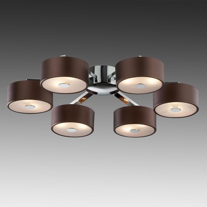 Светильник потолочный Odeon Light Salar 2047/12C